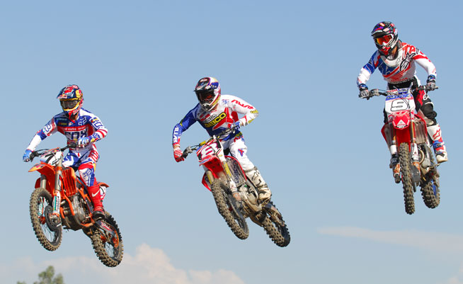 2012 AMA Motocross Red Bud Results - Chaparral Motorsports