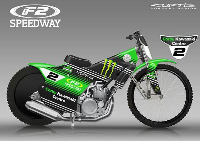 Kawasaki Er Racing Parts