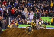 There may be no adoring crowds for James Stewart to entertain in 2015. Stewart has received a penalty that will prevent him from competing in the opening round of the Monster Energy AMA Supercross Series and may severely affect his future.