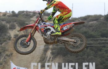 The 2014 Lucas Oil Pro Motocross Championship kickstarts with the season-opening Red Bull Glen Helen National at Glen Helen Raceway in Southern California, Saturday. STORY AND PHOTOS BY SCOTT ROUSSEAU.