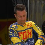 Ivan Tedesco is slated to compete aboard alongside Ken Roczen on an RCH Soaring Eagle/Jimmy John's Factory Suzuki at the Red Bull Straight Rhythm on October 10. The retired former AMA 125cc motocross and supercross champion serves as a test rider for the team.