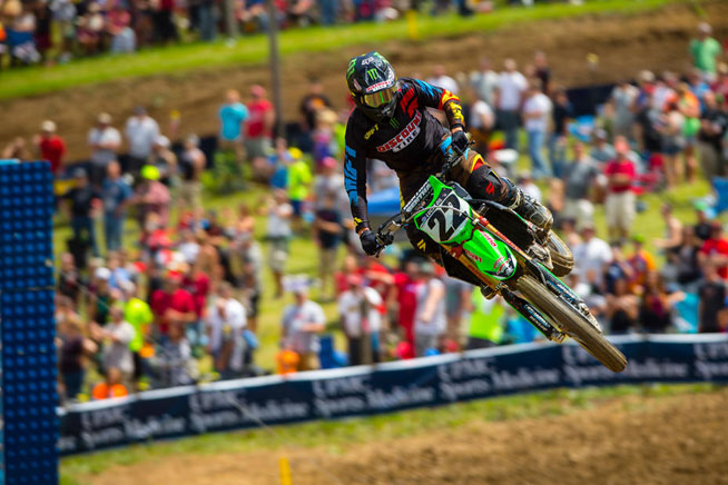 Multi-time AMA supercross and motocross champion Chad Reed announced that he is closing the doors on his TwoTwo Motorsports operation. Reed said that he has no plans to retire, however.