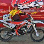 Female EnduroCross star Morgan Tanke will ride Betas in 2015. PHOTO COURTESY OF BETA USA.