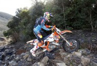 Red Bull KTM's Jonny Walker won theAlès Trêm Extreme Enduro in Alès, France, Saturday. Walker beat his main rival, Graham Jarvis, for the win. PHOTO BY FUTURE7MEDIA/KTM IMAGES.