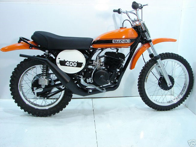 Old Suzuki Motorcycle Parts For Sale