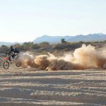 Udall tackles one of San Felipe's infamous silt beds en route to the oveerall win.