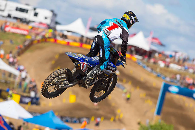Defending 250cc series champion Jeremy Martin got off to a strong start in the series opener, finishing with 2-1 moto scores to win via a tiebreaker. It was Martin's sixth career Lucas Oil national win.