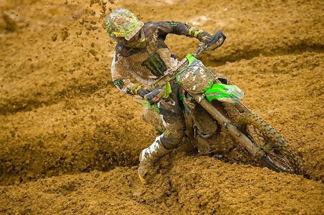 Monster Energy Pro Circuit Kawasaki Riders Talk Budds Creek