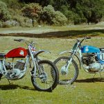 Greeves motorcycles have a long and distinguished history in the annals of off-road motorcycling, and the British-built machines are treasured by collectors today. PHOTO COURTESY OF SCOTT ROUSSEAU ARCHIVES.