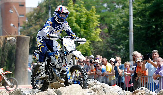 Four-time Red Bull Romaniacs winner Graham Jarvis will be gunning for a fifth title at the infamously difficult event, which takes place in Sibiu, Romania, July 14-18.