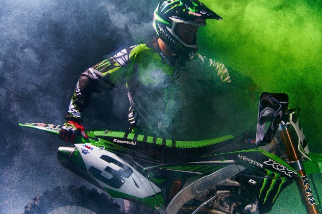 Eli Tomac's much-anticipated move to the Monster Energy Kawasaki squad was confirmed by Kawasaki today.