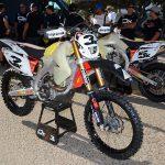 Ox Motorsports is running an ambitious two-bike effort in the 2015 Bud Light SCORE Baja 1000. PHOTO BY SCOTT ROUSSEAU.