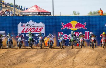 Tickets are now on sale for all 12 rounds of the 2017 Lucas Oil Pro Motocross Championship. The series kicks off May 20 at the Hangtown Motocross Classic at the Prairie City SVRA in Sacramento, California. PHOTO BY SIMON CUDBY.