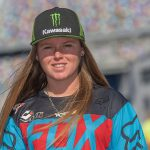 Kylie Fasnacht swept to 1-1 moto victories for the overall win during round four of the Women's Motocross Championship (WMX) last weekend. The event was held during the 2016 Lucas Oil Pro Motocross season opener at Hangtown. PHOTO BY SHAN MOORE.