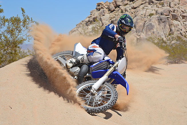 2016 Yamaha YZ250X Ride Review