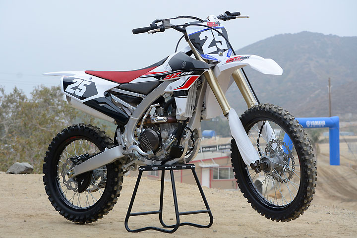 Ask DirtBikes Anything: Who Made Those Plates?