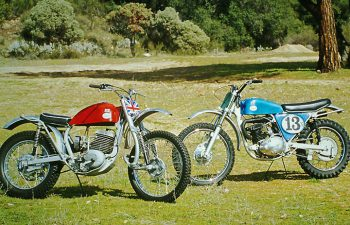 Old bikes are cool, but modernized versions of some of these defunct brands would be cooler still. PHOTO BY SCOTT ROUSSEAU ARCHIVES.