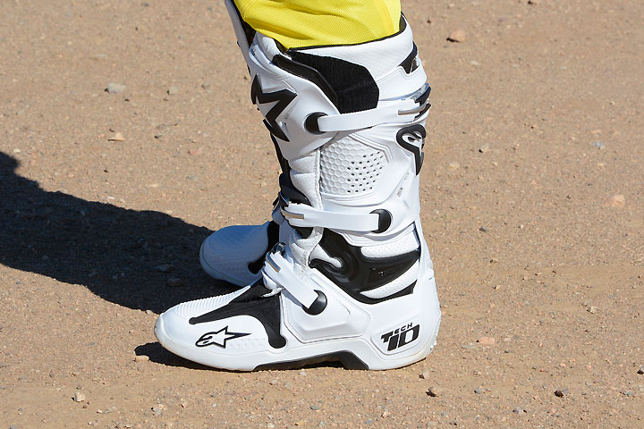 Product Review Alpinestars Tech 10 Boots