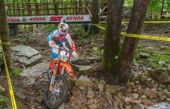 Red Bull KTM's Cody Webb dominated the 2016 Kenda Tennessee Knockout in Sequatchie, Tennessee. PHOTO COURTESY OF KTM NORTH AMERICA.