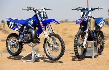 Ride Engineering Project Yamaha YZ85