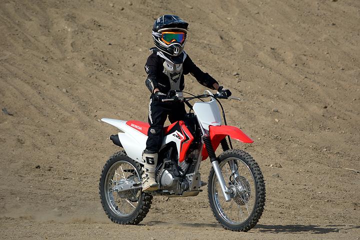 Honda Crf Vs Yamaha Ttr