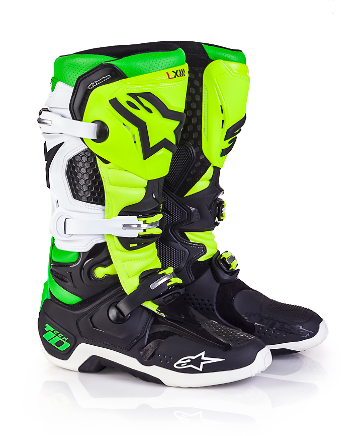 Alpinestars Releases Limited Edition Vegas Boots