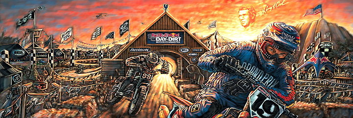 2017 Red Bull Day In The Dirt Schedule