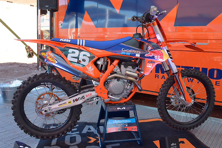 2017 Ktm Factory Edition Models Unveiled