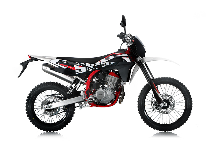 2017 SWM Adventure And Dual Sport Machines