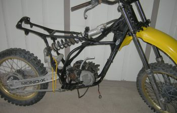 Our Project Lowbucks 1982 Yamaha YZ125 has largely been a nightmare due to a serious lack of available replacement parts.
