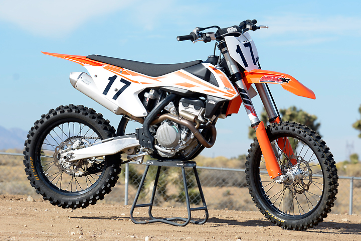 2017 ktm 250 sx-f ride review