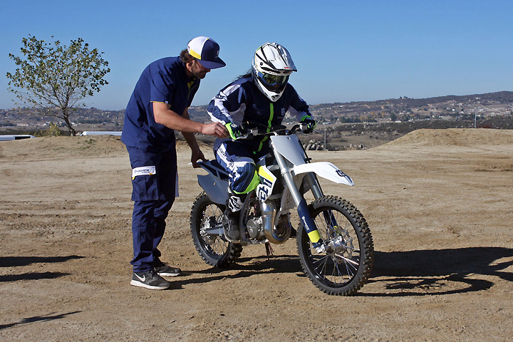 Teaching someone to ride should be a fun, enjoyable experience, not a frustrating exercise that results in a shouting match. The following tips are intended to make learning to ride a dirtbike fun.