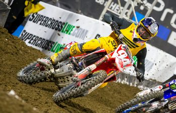 Ken Roczen. PHOTO BY RAS PHOTO.
