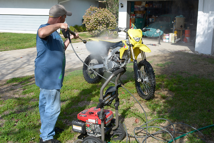 Dirtbike Tools