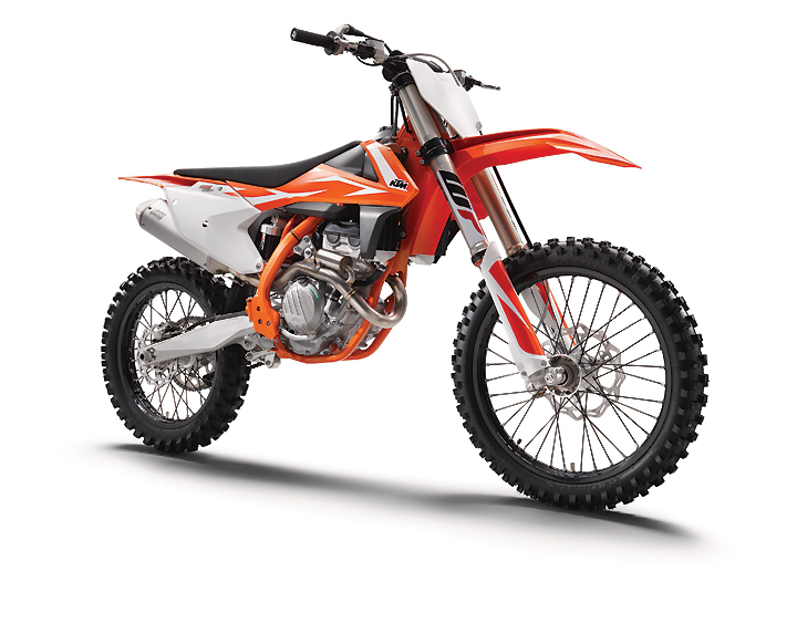 Ktm Ease Of Working On