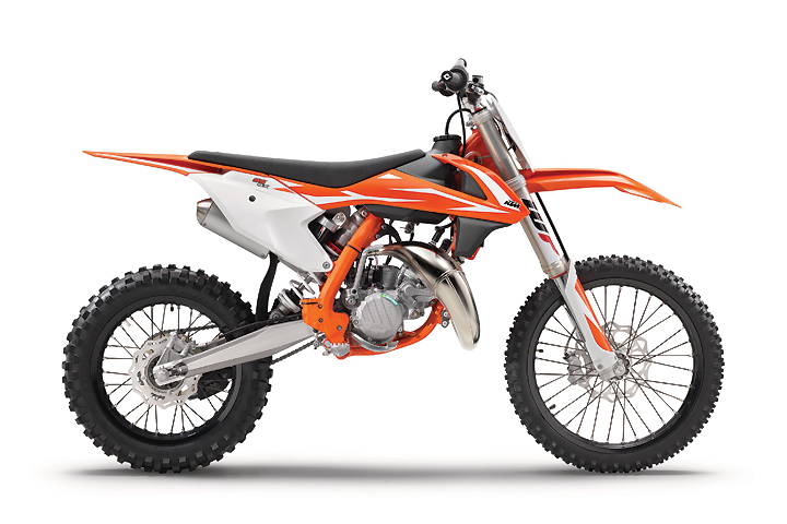 2018 ktm motocross model info released dirt bikes. Black Bedroom Furniture Sets. Home Design Ideas