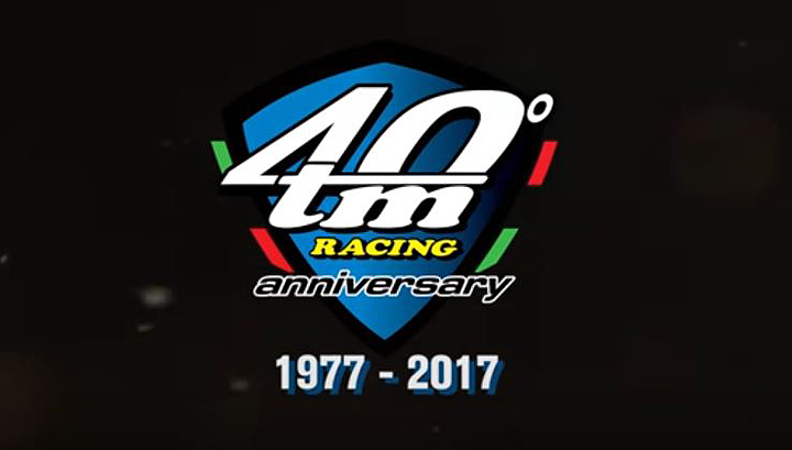 Tm Dirt Bikes >> Video Tm Racing Celebrates 40 Years Of History Dirt Bikes