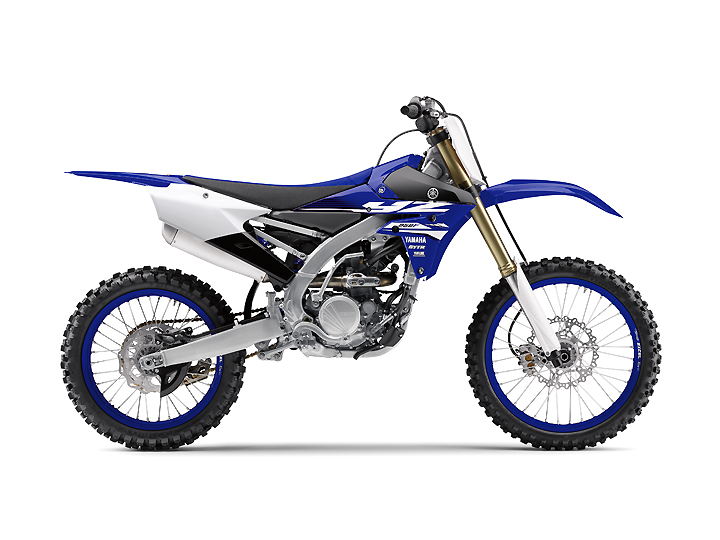 2018 Yamaha Yz Returning Model Information Dirt Bikes
