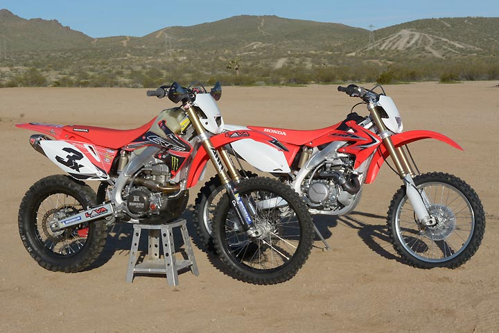 Ox motorsports honda crf450x feature baja dominator for Team honda purchase program