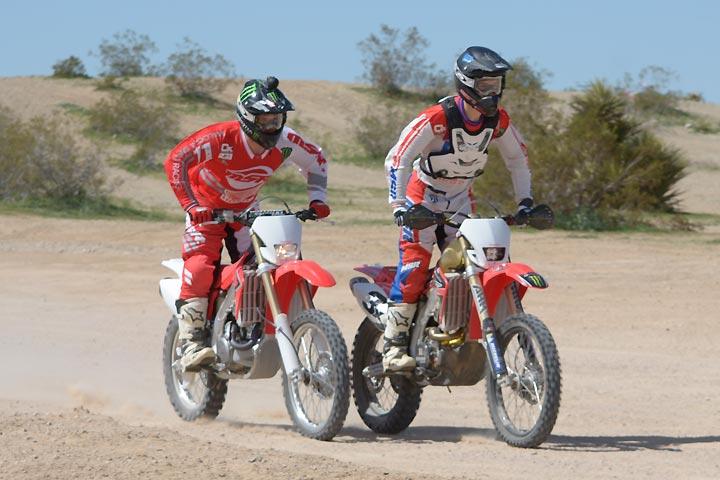 Ox Motorsports Honda CRF450X Feature: Baja Dominator - Dirt Bikes