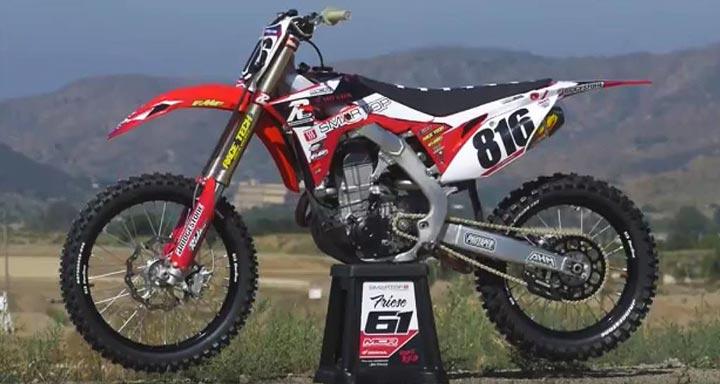 Honda Dirt Bike Cost