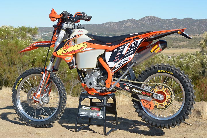 What Does  Ktm  Xcf Weight