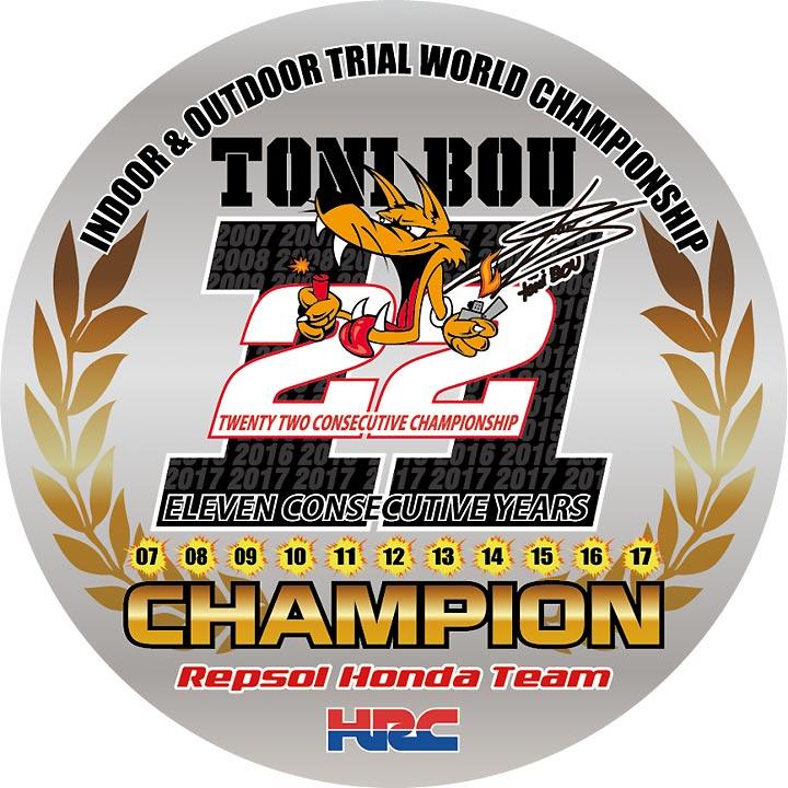 Toni Bou