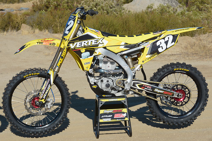 Project YZ250F Duo: Twisted Development Yamaha YZ250F and YZ270F