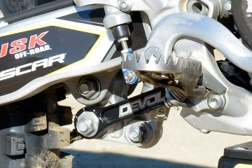 project YZ250F