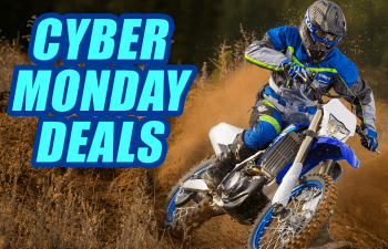 Cyber Monday Dirtbike Deals