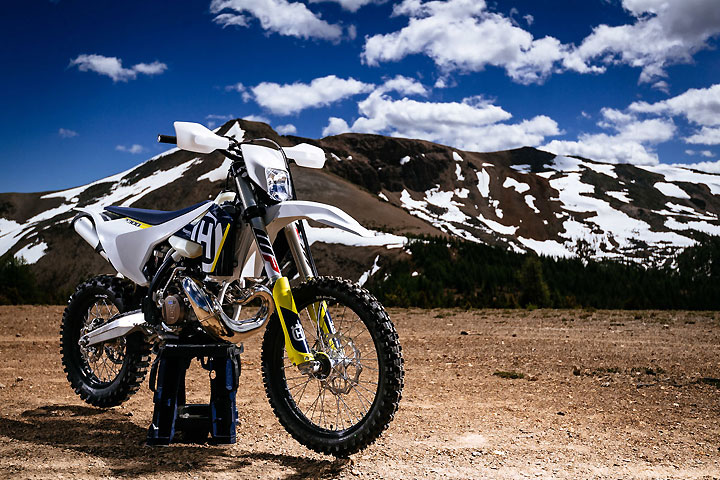2018 Husqvarna TE 250i At Dealerships Now, KTM XC-W TPI