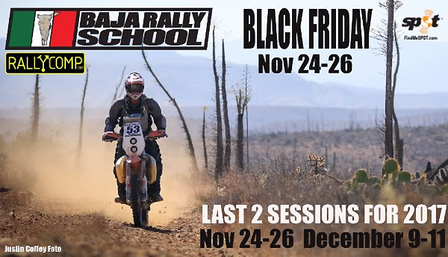 Baja Rally School