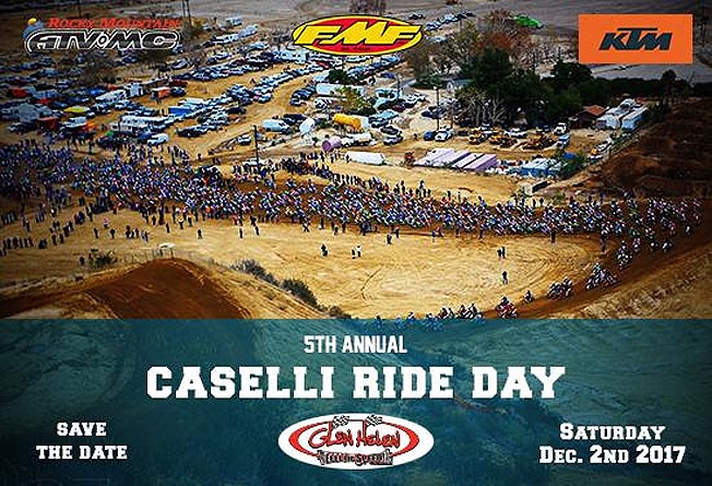 Caselli Ride Day