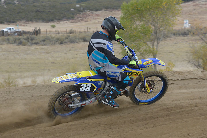 Jay Clark Enterprises/TMR Yamaha YZ125 Project Bike - Dirt Bikes